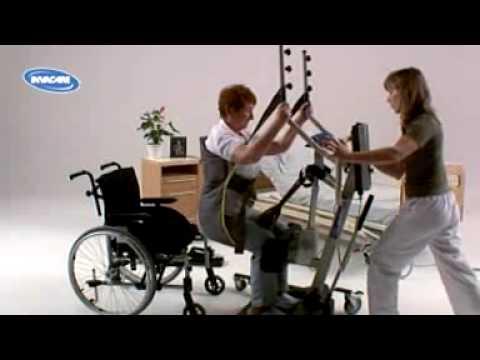 Transferencia cama a silla de ruedas - Ruedas para cama ...