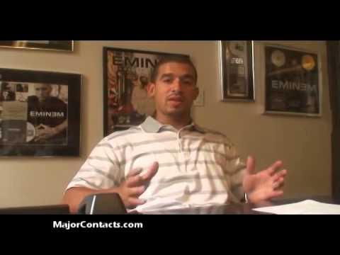 Atlantic Records VP of A&R Riggs Morales