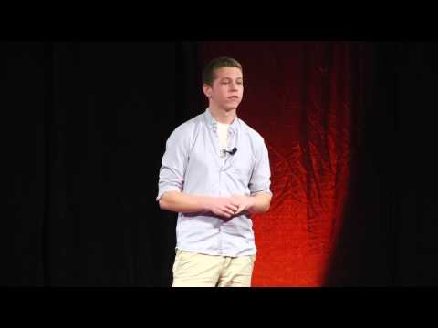 Save it Forward: Cole Ledford at TEDxOhioStateUniversity