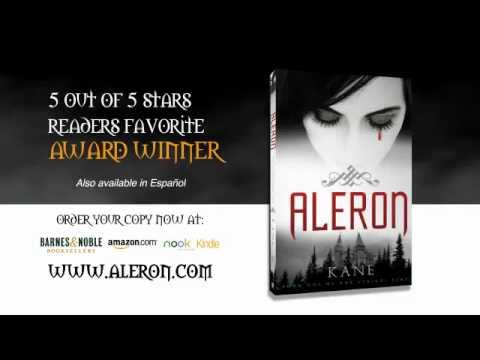 Aleron: Book One of Strigoi New Award Winning Vampire Series