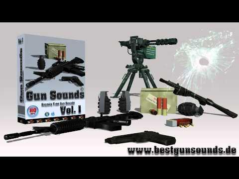 Barrett Sniper Rifle Sound - Best Gun Sounds