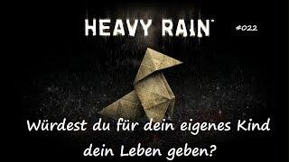 Würdest du für dein eigenes Kind dein Leben geben? [Heavy Rain #022] [PS4]