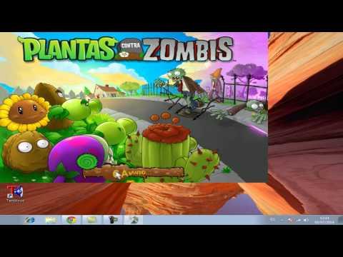 Como descargar el juego de plantas vs zombies para pc loquendo