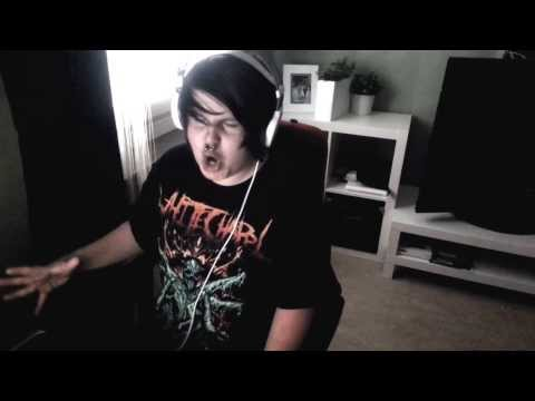 Suicide Silence - Unanswered (Vocal Cover)