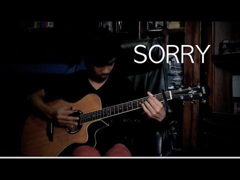 (Justin Bieber) Sorry - Romeo Rockavanka   Fingerstyle Guitar Cover