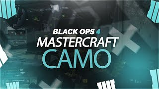 HOW TO GET THE MASTERCRAFT CAMO ON BO4 *WORLDS FIRST* (Call of Duty Black ops 4)