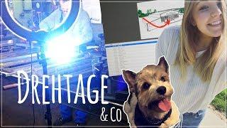 Vlog 1   Wie entsteht ein Film - Storyboard & Shotlist   My life back home