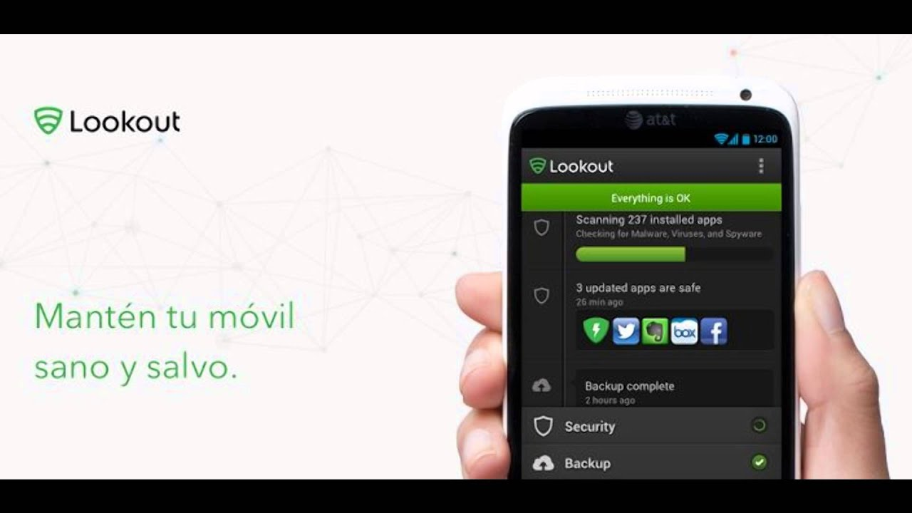 Top 5 Best Free Antivirus for Android Phones and Tablets - YouTube