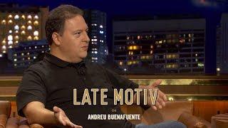 "LATE MOTIV - Juan Pablo Escobar. ""Lo que mi padre nunca me contó""  | #LateMotiv198"