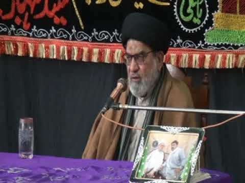 Allama Syed Muhammad Taqi Naqvi Shah I 14 Dec 2018 I Imam Bargah Maqeem Shah Wala Shia Miani Multan