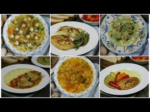 Как приготовить три полноценных обеда из одной курицы