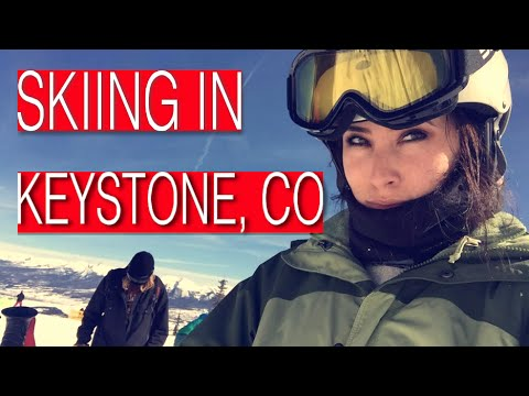 Travel Vlog: Keystone Ski Resort   January 2016   Colorado   Lady Code