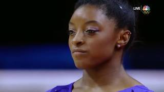 Simone Biles Floor 2016 Olympic Trials Day 1
