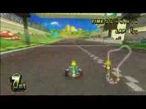 Mario Kart Wii Ultimate Gameplay Trailer