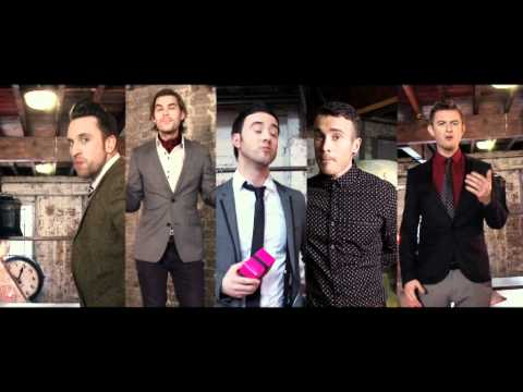 The Overtones - The Longest Time   Official Music Video