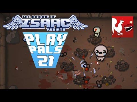 Play Pals #21 - The Binding of Isaac Rebirth
