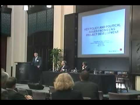 The Geopolitics of Natural Gas: From Today to 2030: Session A