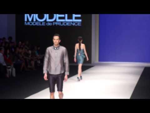 20121017台北魅力展 時尚香港服裝秀3 3MODELE