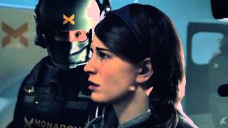 "Quantum Break Choices Episode 1 ""Hardline or PR"" 1080p HD"