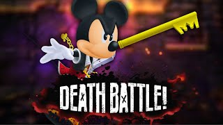 King Mickey Fights for the Light in DEATH BATTLE!