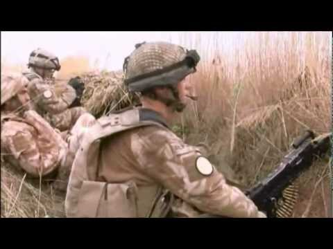 British Forces In Firefight with Taliban ( Afghanistan )