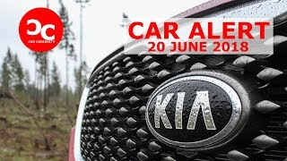 Kia recalls half a million vehicles in the U S  due to airbag problem