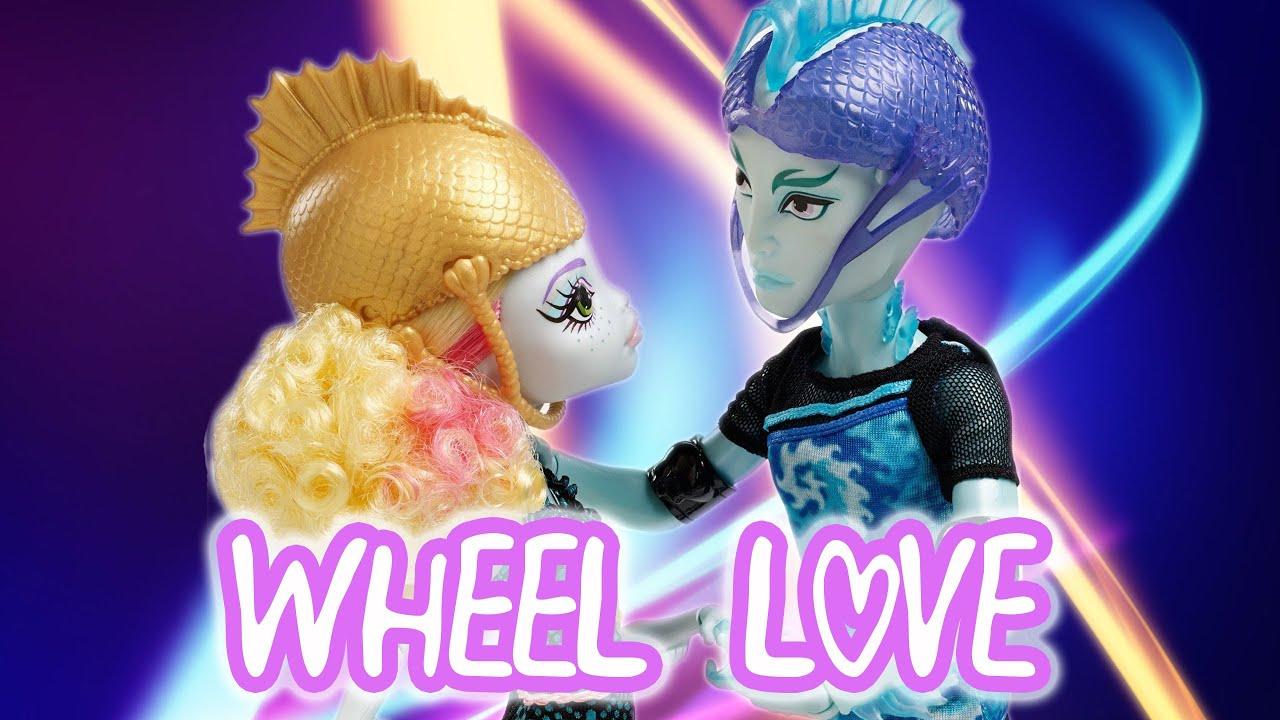 Monster High Lagoona Blue Doll Cake Monster High Lagoona Blue
