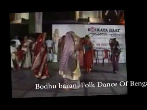 Bratachari Dance Of Bengal By Nareshji (naresh Banerjee), Known As Bratachari Naresji. video