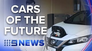 Cars of the 'future' could be closer than you think | Nine News Australia