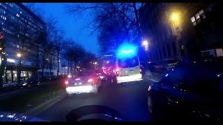 Des conneries, un escalier en BMW , un accident... sapin man is back !