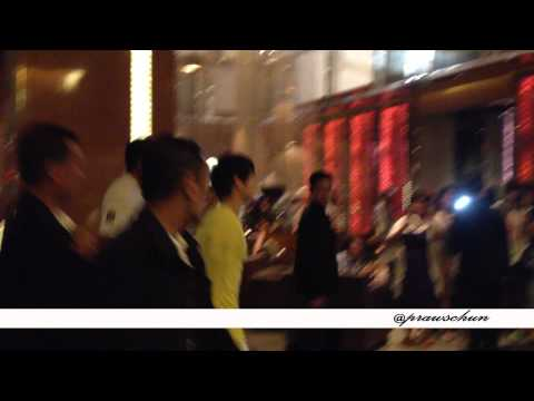 [Fancam] 27.04.12 Song Joong Ki – Renaissance Bangkok Ratchaprasong Hotel