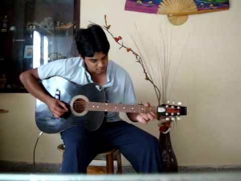 uppenantha arya 2 guitar INTRO first part