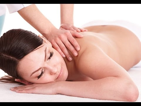 back massage tutorial, long sesssion