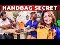 NO Kajal NO Make Up - Biggboss Aishwarya's Makeup Secret   What's Inside the HANDBAG