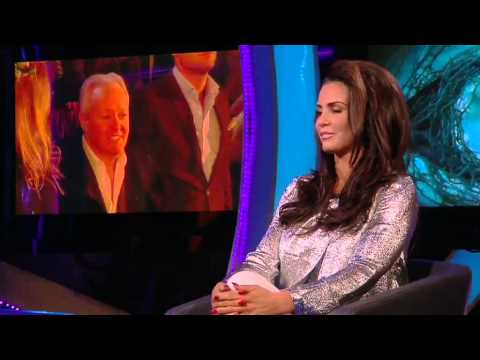 Emma Willis interviews your winner Katie Price