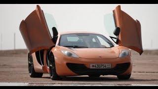 Driving Saudi Arabia – The Hidden Kingdom with a McLaren 12C