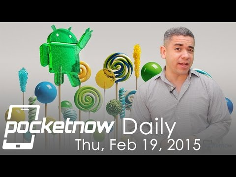 Android 5.1 dates, HTC One M9 Plus rumors, Sony's revival & more - Pocketnow Daily