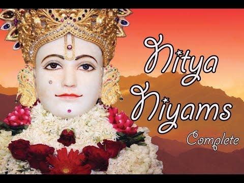 Nitya Niyam Complete (Shree Swaminarayan Gadi Sansthan)