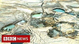 Is Jordan running out of water? - BBC News