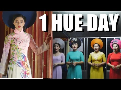 HUE VIETNAM: Top Things to EAT and DO. DAILY VLOG #10