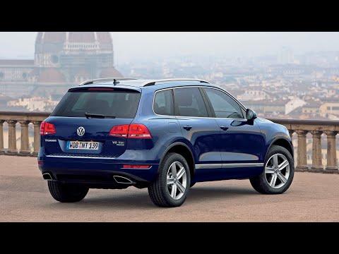 Обзор Volkswagen Touareg, часть 1