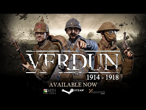 1914-1918 WW1 Game Series