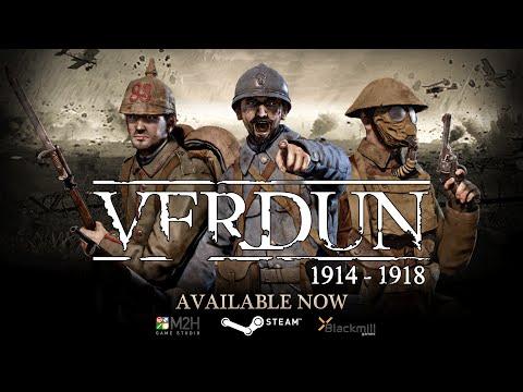 1914-1918 WW1 Game Series