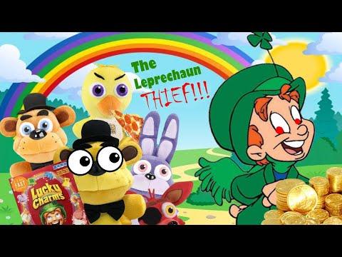 Fnaf Plush - The Leprechaun Thief!!! (St. Patrick's Day Special 2018)