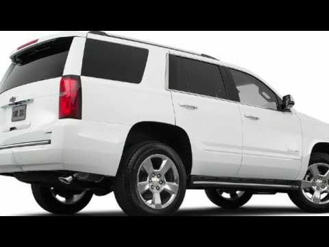 2017 Chevrolet Tahoe Video