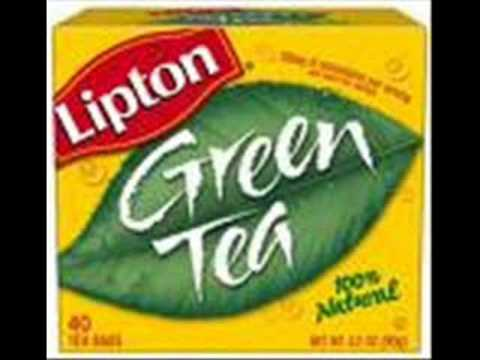 Lipton Green Leaf Tea mmm (radio) video