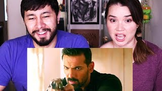 PARMANU: THE STORY OF POKHRAN | John Abraham | Trailer Reaction!