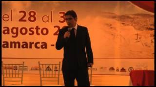 Ing  Renato Moreyra, Superintendente de Planeamiento  MINERA COIMOLACHE en NORTEMIN 2014