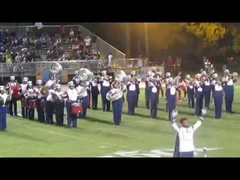 2014 MIRAMAR HIGH SCHOOL BAND MV 049