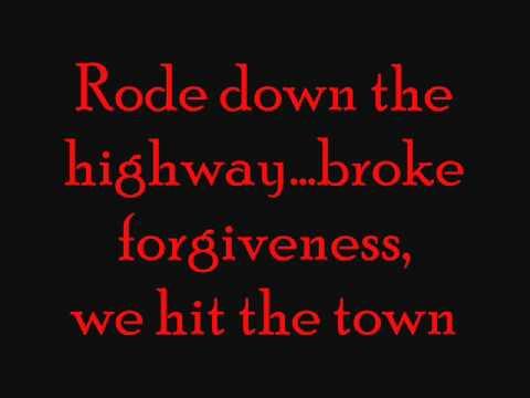 ACDC - Thunderstruck lyrics